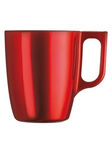 LWP Shop Luminarc Kırmızı Cappucino Kupa Kırmızı